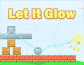 Play Let it Glow game